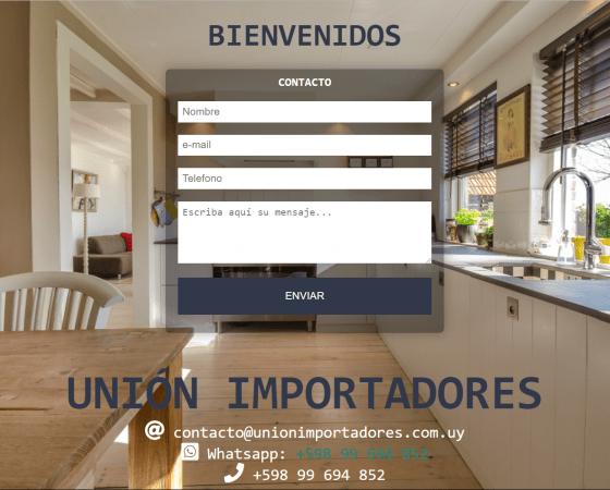 Unión Importadores – Hosting
